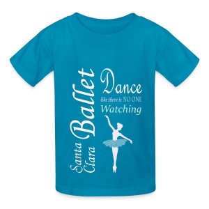 Kids T - Dance  - Light Logo - Kids' T-Shirt