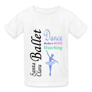 Kids T - Dance - Dark Logo - Kids' T-Shirt