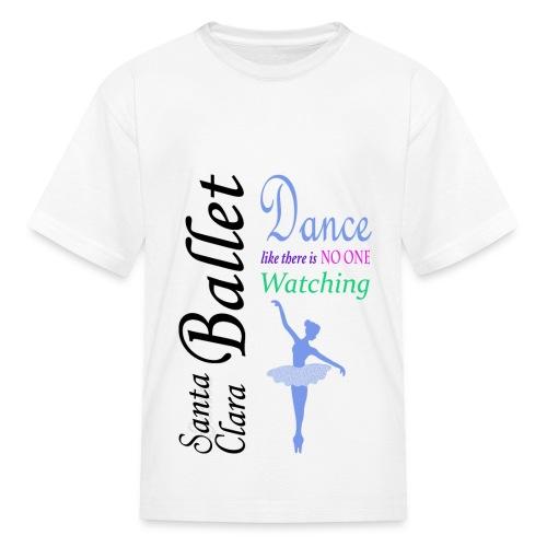 Kids T - Dance - Dark Logo - Kids' T-Shirt