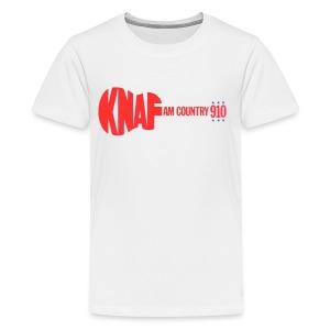 KNAF AM Logo - Kids' Premium T-Shirt