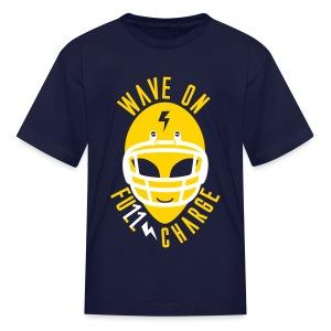 Wave - Kids' T-Shirt
