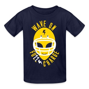 Wave - Kids' T-Shirt