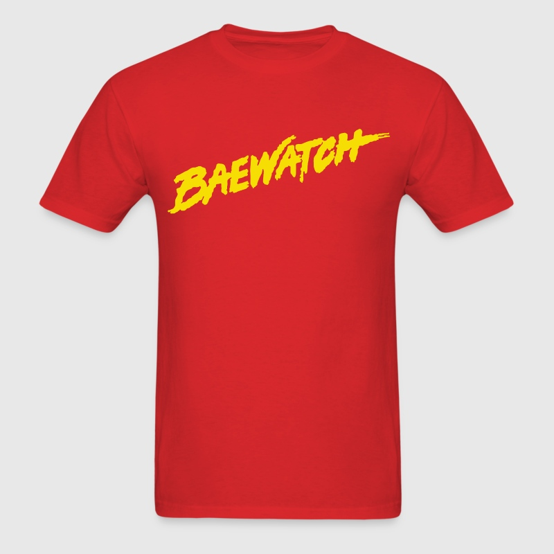 Baewatch T-shirt - Men's T-Shirt