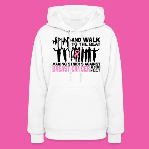 Hip-Hop & Walk Women's Hoodie - Women's Hoodie