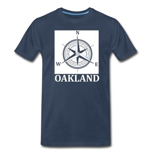 N.E.W. Oakland Tee - Men's Premium T-Shirt