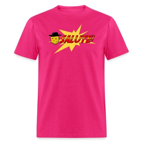 Beard Salute (Men's) - Men's T-Shirt
