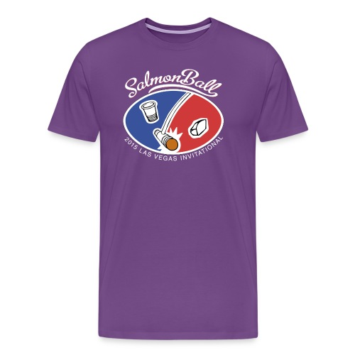 Salmon Ball SVU - Men's Premium T-Shirt