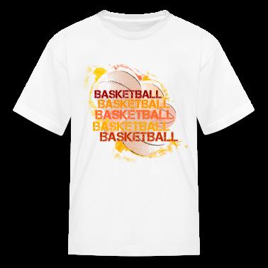Basket basketball usa t shirt spreadshirt for T shirt design usa