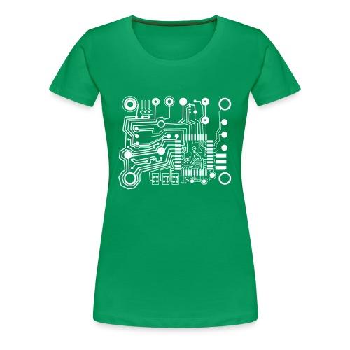 Advanced T-shirt AI - Women's Premium T-Shirt