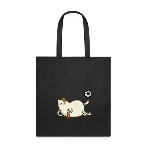Friday Cat №16 - Tote Bag