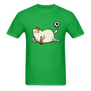 Friday Cat №16 - Men's T-Shirt