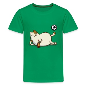 Friday Cat №16 - Kids' Premium T-Shirt