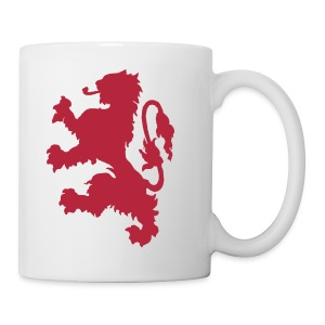 Scottish Lion - Coffee/Tea Mug