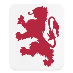 Scottish Lion - Mouse pad Vertical