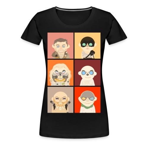 Fury Road (Women's) - Women's Premium T-Shirt