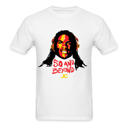 DJ Charles 5.0 Tee - Men's T-Shirt