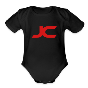 JC Jersey One Piece - Short Sleeve Baby Bodysuit