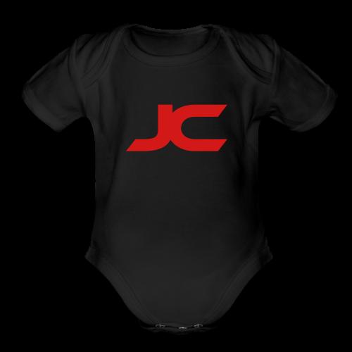 JC Jersey One Piece - Organic Short Sleeve Baby Bodysuit