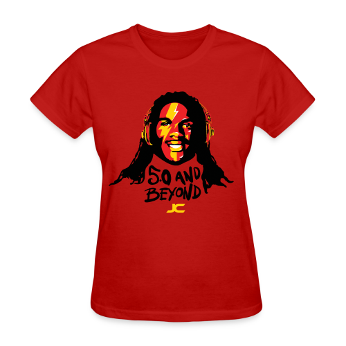 DJ Charles 5.0 Tee - Women's T-Shirt
