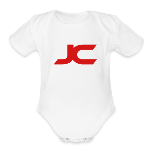 JC Jersey One Piece - Organic Short Sleeve Baby Bodysuit