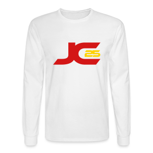 JC25 Signature Long Tee - Men's Long Sleeve T-Shirt