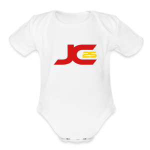JC25 Signature One Piece - Short Sleeve Baby Bodysuit