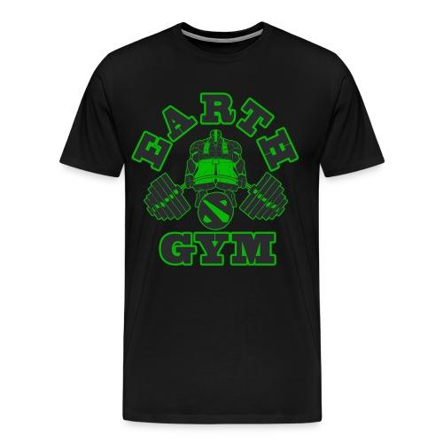 EARTH GYM T-SHIRT - Men's Premium T-Shirt