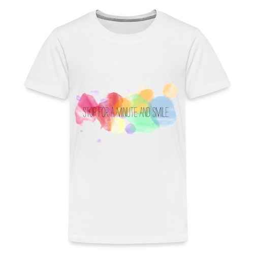 inspirational Kids & Baby Clothing - Kids' Premium T-Shirt