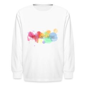 inspirational Kids & Baby Clothing - Kids' Long Sleeve T-Shirt