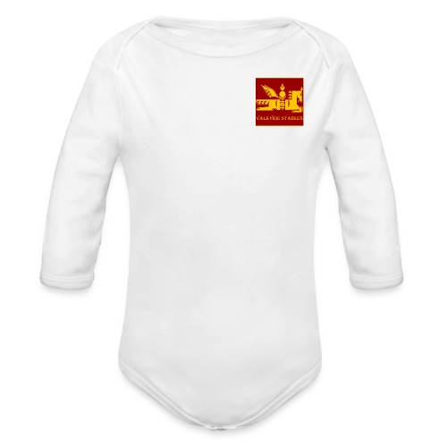 Baby Long Sleeve Onesie - Organic Long Sleeve Baby Bodysuit