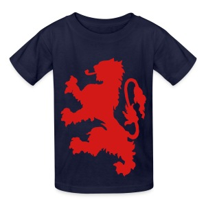 Scottish Lion - Kids' T-Shirt