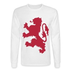 Scottish Lion - Men's Long Sleeve T-Shirt
