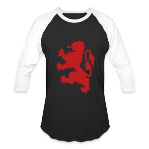 Scottish Lion - Baseball T-Shirt