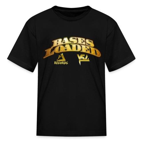 KIDS PL BASES LOADED YSG - Kids' T-Shirt