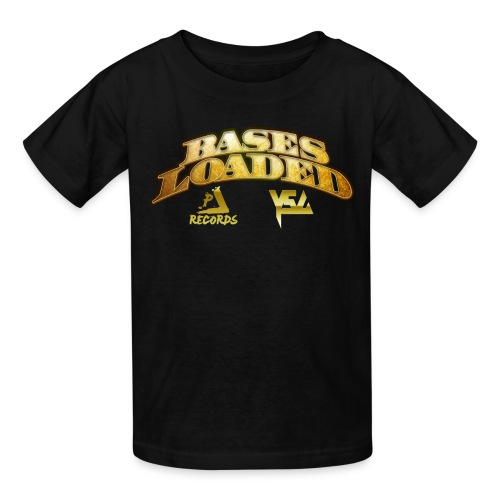 KIDS PL BASES LOADED YSG - Kids' T-Shirt
