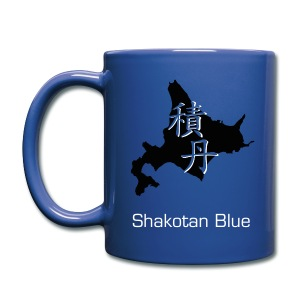 Shoktan Blue mug - Full Color Mug
