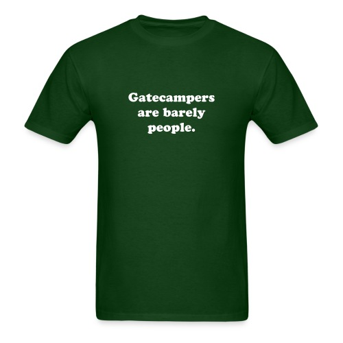 Gatecampers Suck Shirt - Men's - Men's T-Shirt