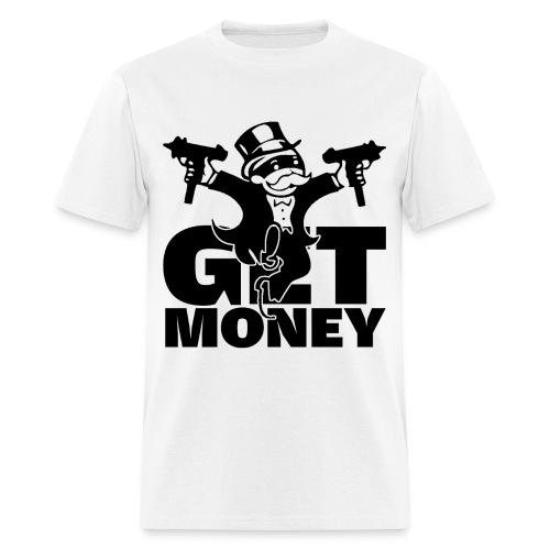 Get Money - Men's T-Shirt