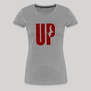 U.P. Michigan - Women's Premium T-Shirt