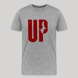 U.P. Michigan - Men's Premium T-Shirt