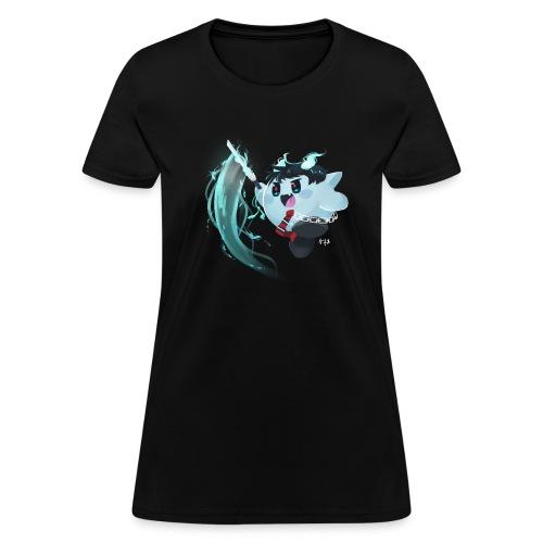Rin Okumura Kirby Womens T-Shirt - Women's T-Shirt