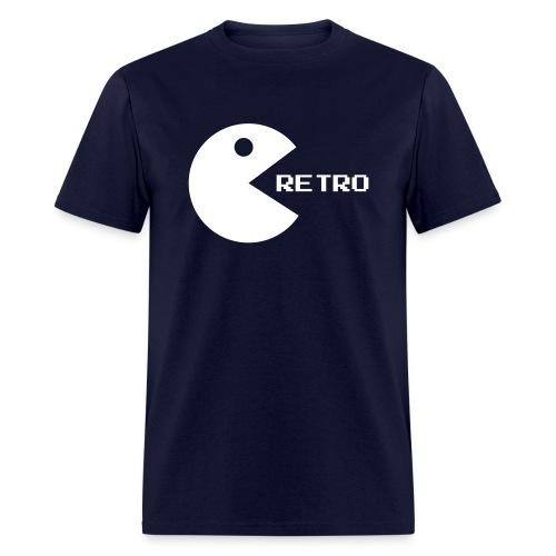 Pac Man Retro Shirt - Men's T-Shirt