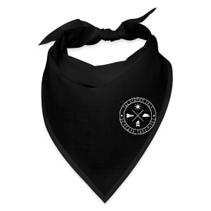 Be Brave. Take Risks. Bandana (BLACK) - Bandana
