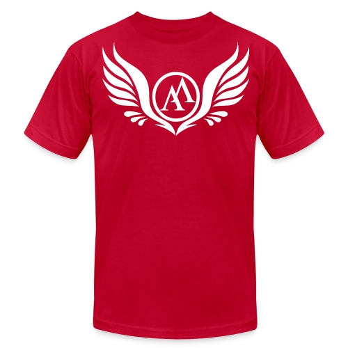 Ascend Wings Mens Training Tee - Men's  Jersey T-Shirt