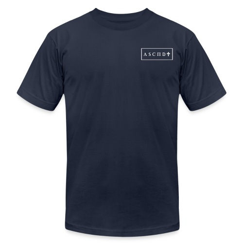 Ascend Mens Casual Tee - Men's  Jersey T-Shirt