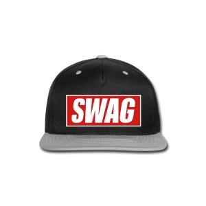 Swag Snapback - Snap-back Baseball Cap