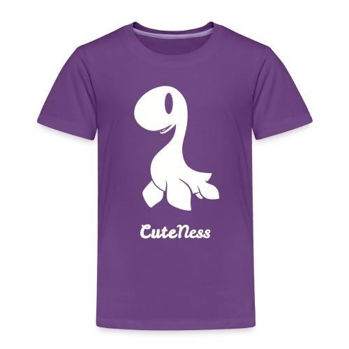 CuteNess Toddler Tee - Toddler Premium T-Shirt