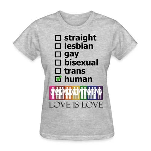Love is Love - Women's T-Shirt