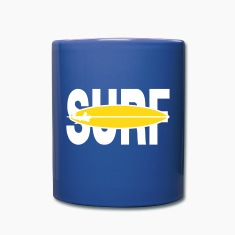 Surf Mugs & Drinkware