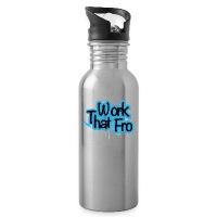 WORK THAT FRO WATER BOTTLE - Water Bottle